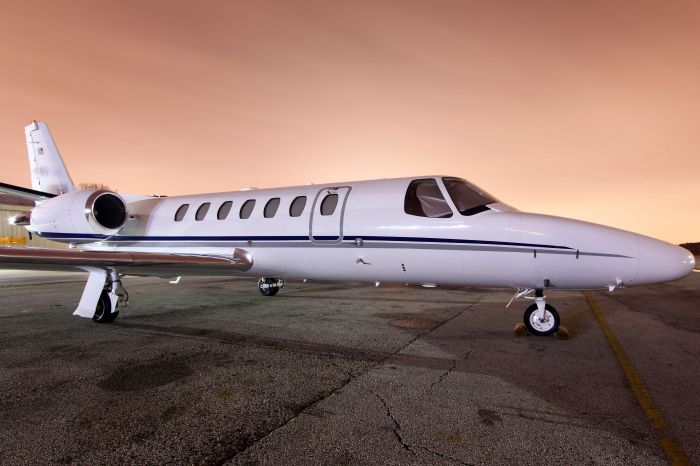 Private Jets With High Altitude Short Runway Performance