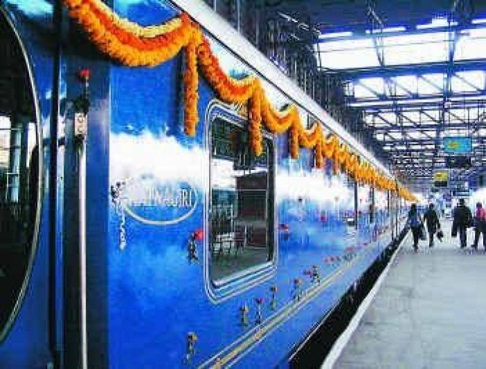 Deccan Odyssey Luxury Train in India