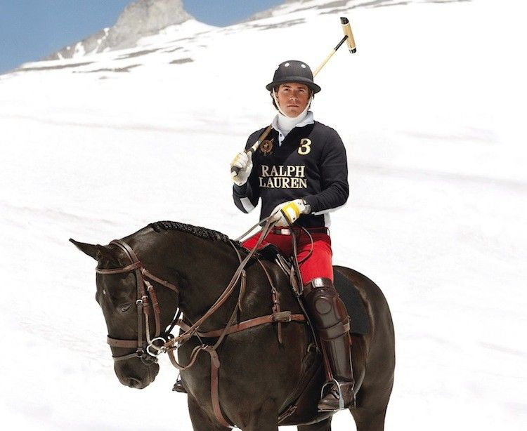 St. Moritz Polo World Cup on Snow