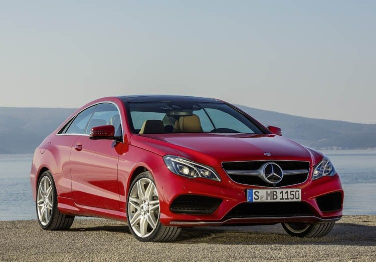 Mercedes-Benz E-Class Coupe and Convertible