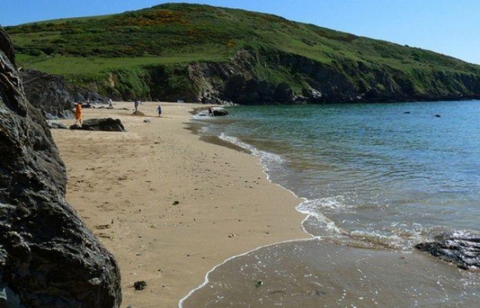 Hemmick Beach