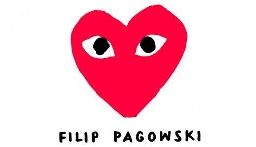Comme des Gar�ons PLAY Heart Logo