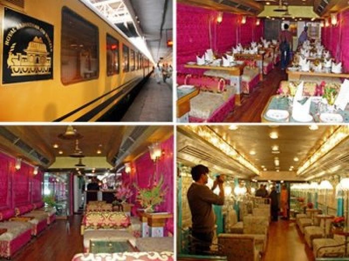 Royal Rajasthan on Wheels - Luxury Train In India