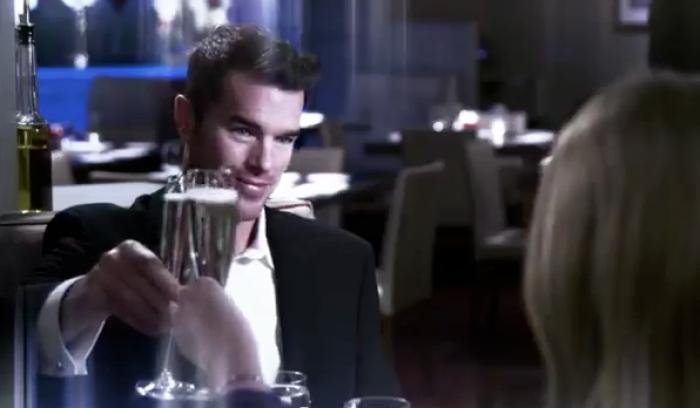 Ryan and Trista enjoy Hotel Monaco Denver in the video