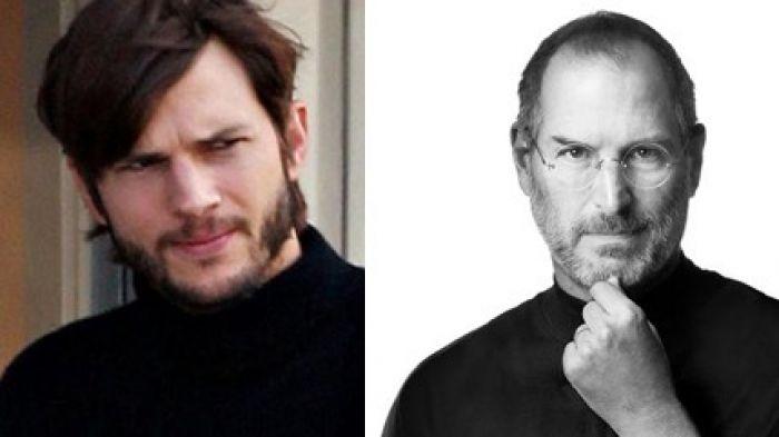 Kutcher and Jobs