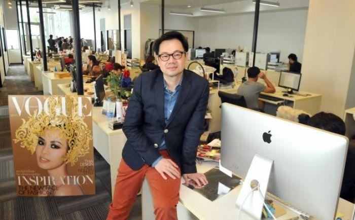 Thai Vogue EIC