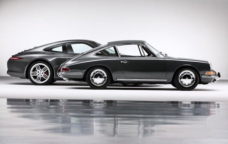 Porsche Celebrates 50 Years of 911