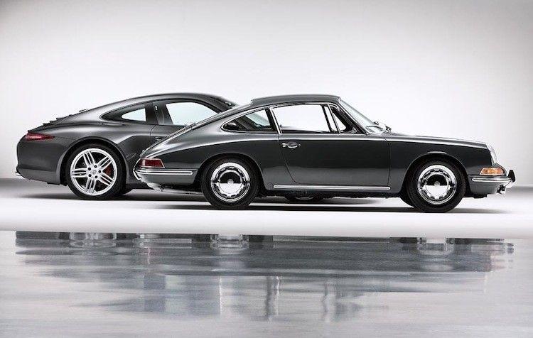 Porsche Celebrates 50 Years of 911