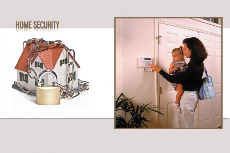 How a Home Security System