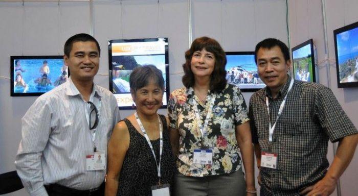 Luxury Travel Ltd. Team