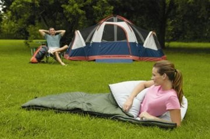 Going Camping?Pick the Sleeping Bag