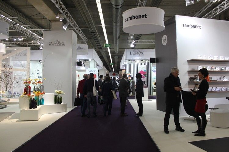 Ambiente at Messe Frankfurt