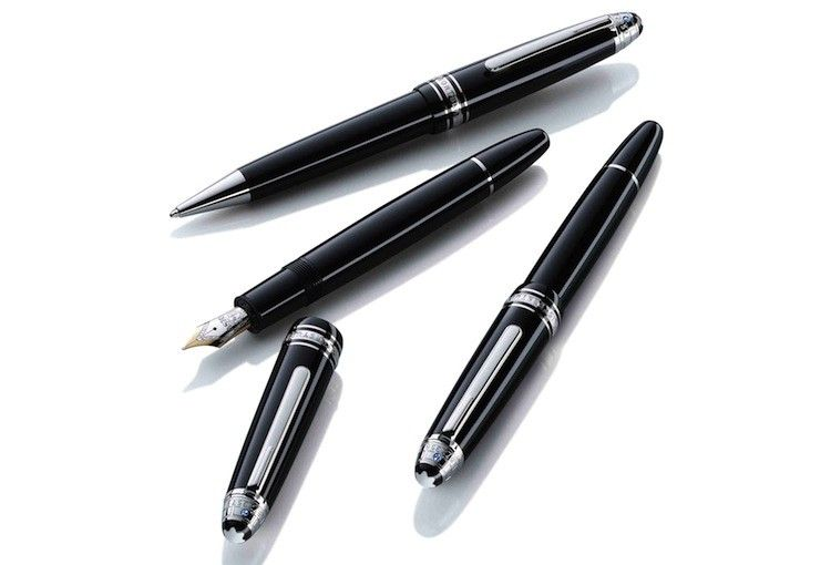 Montblanc Launches 2013 'Signature For Good' Collection