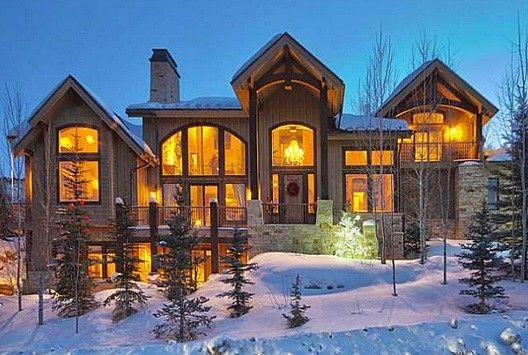 Luxury Homes At The Top Of The World