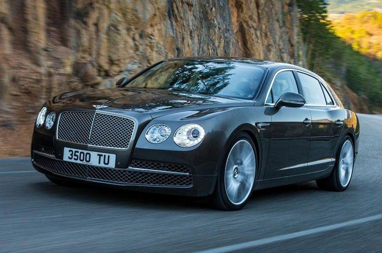 Bentley's New Flying Spur: the Ultimate Luxury Sedan