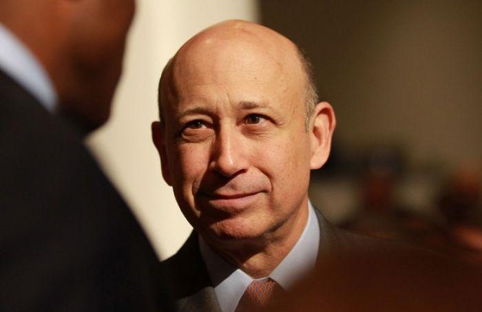 Head of Goldman Sachs