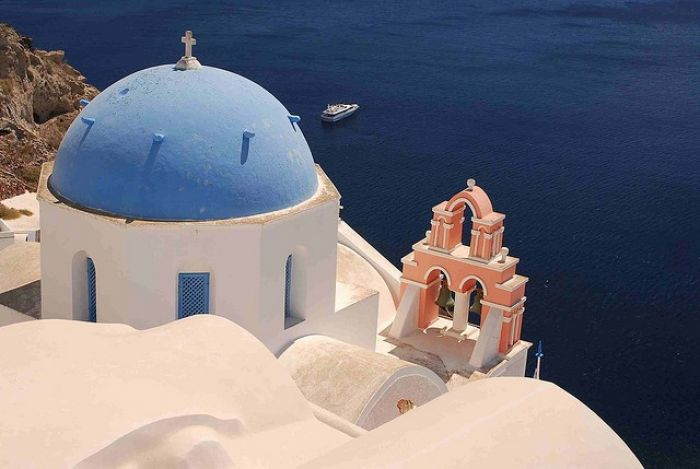 Santorini by Admanchester, on Flickr