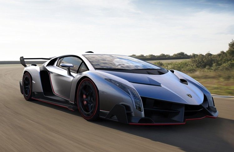 Lamborghini Veneno Supercar