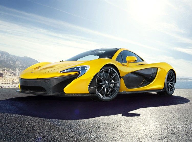 McLaren New P1