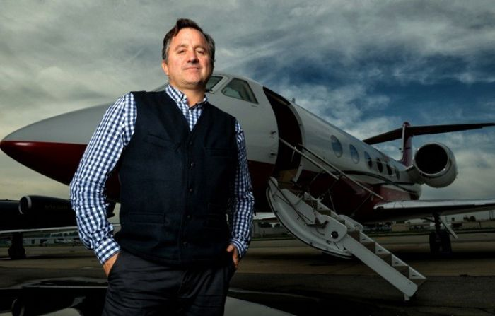 David Young ceo of youngjets