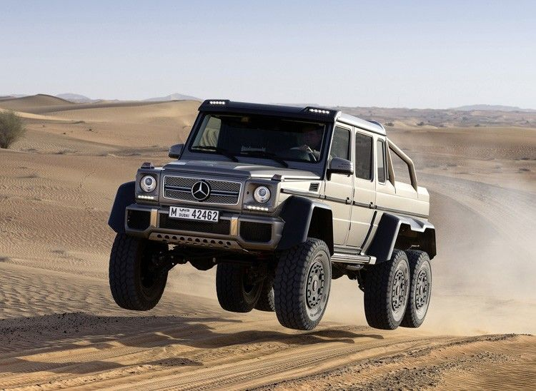 Mercedes G63 AMG