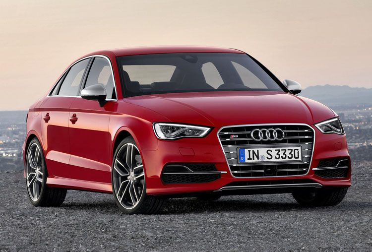Audi and Mercedes Reveal Smaller Performance Sedans
