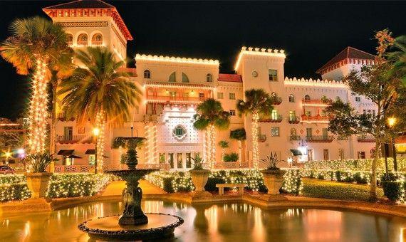 a beautiful hotel