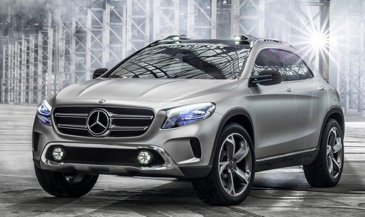 Luxurious Compact Crossover Concepts Debut in Shanghai