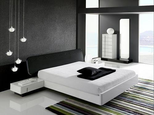 stylish bed room