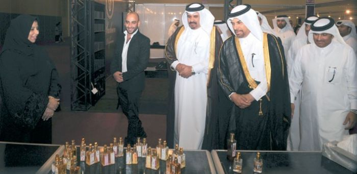 Qatar's Fashion Exhibition