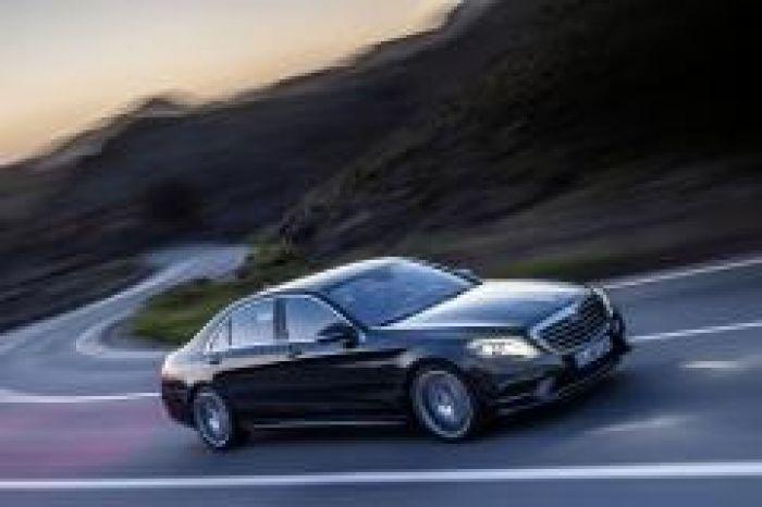 Mercedes-Benz S-Class Series