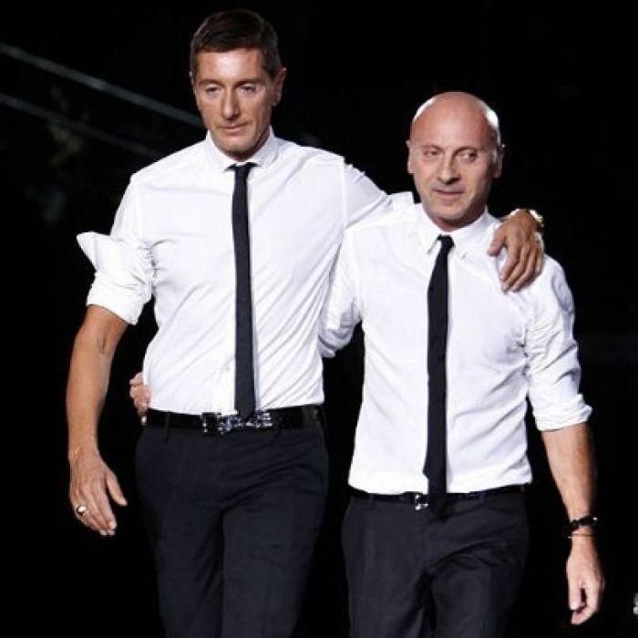 Domenic Dolce, Stefano Gabbana