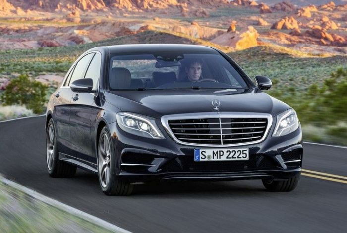All-New Mercedes-Benz S-Class Aspires to be the 'Best Automobil