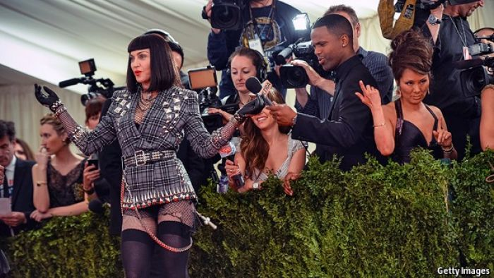 Met Ball Embarrassment