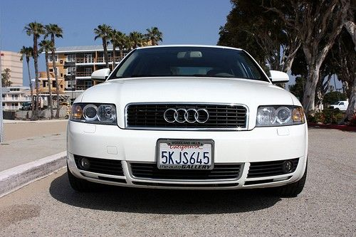 Audi A4 Sports Sedan