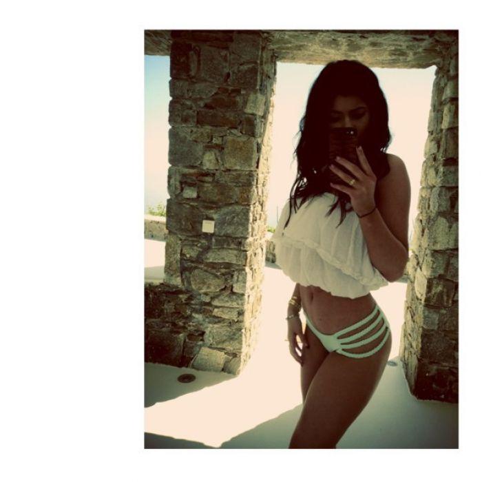 Kylie Jenner's Bikini Instagram