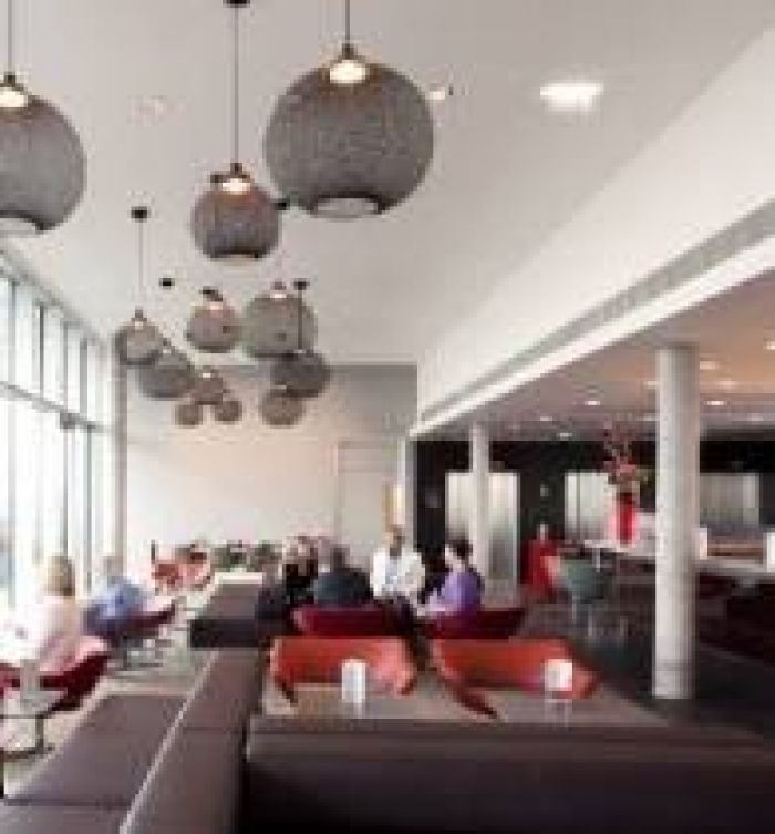 Sky Lounge at Leeds Hilton