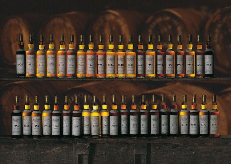The French Laundry Launches Spirits Program With The Macallan F