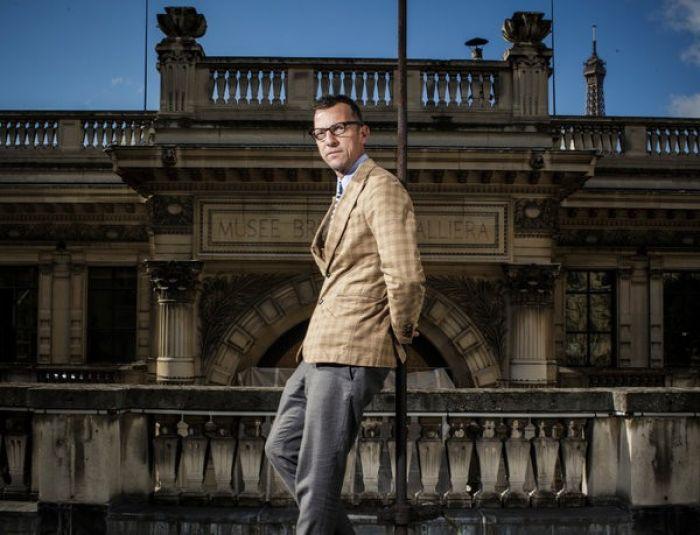 Olivier Sailard's Ugly Suit