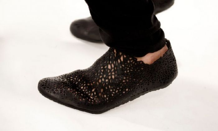 Printed XYZ Shoes