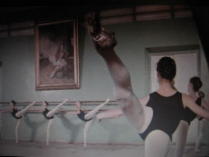 Vaganova Arabesques