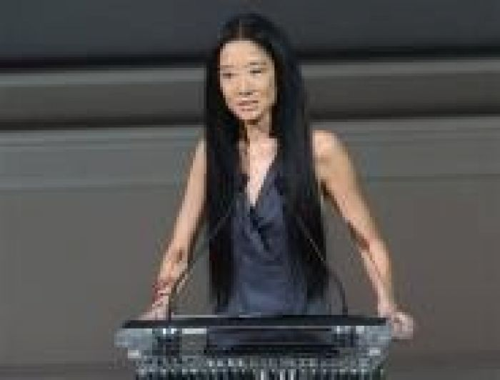 Vera Wang at the CDFA Fashion Awards
