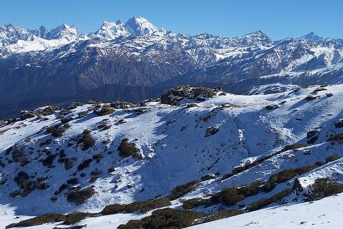 Garhwal trekking