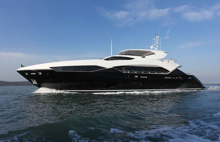 Chinese Billionaire Buys UK's Sunseeker, Maker of James Bond's