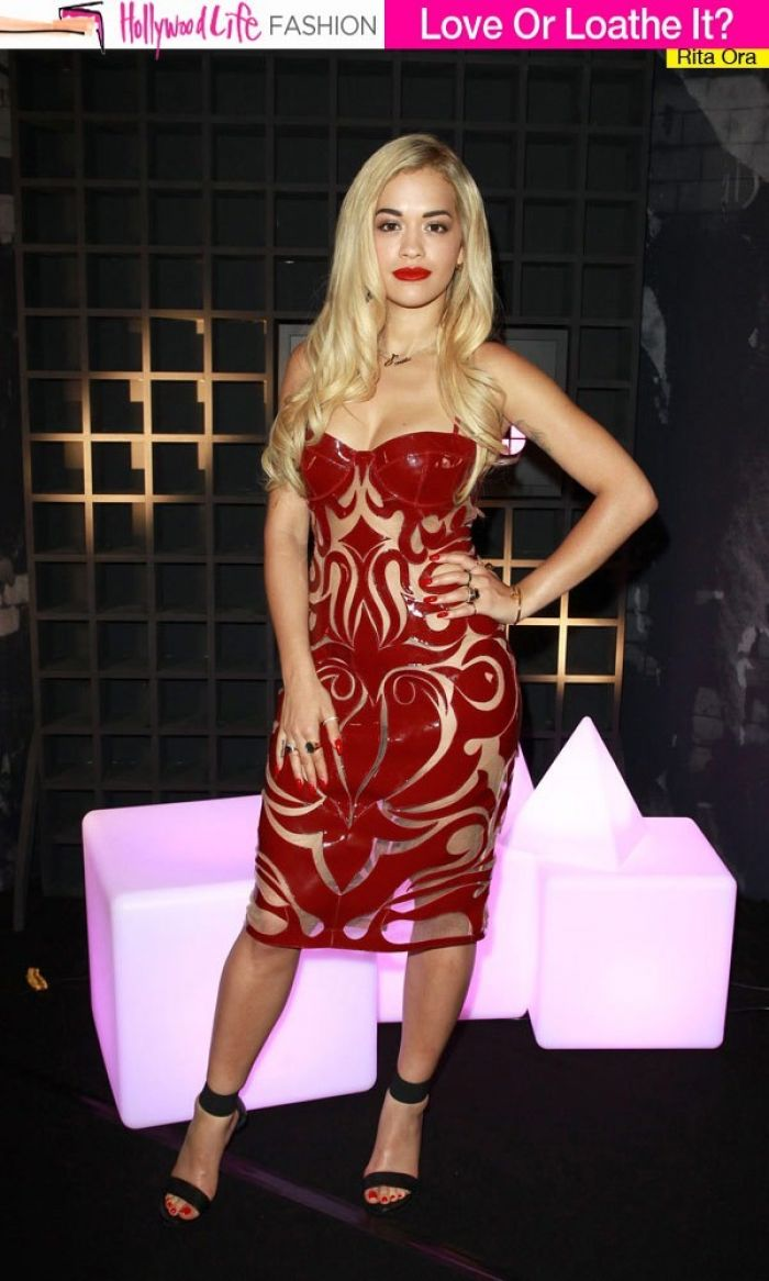 Rita Ora's Dress
