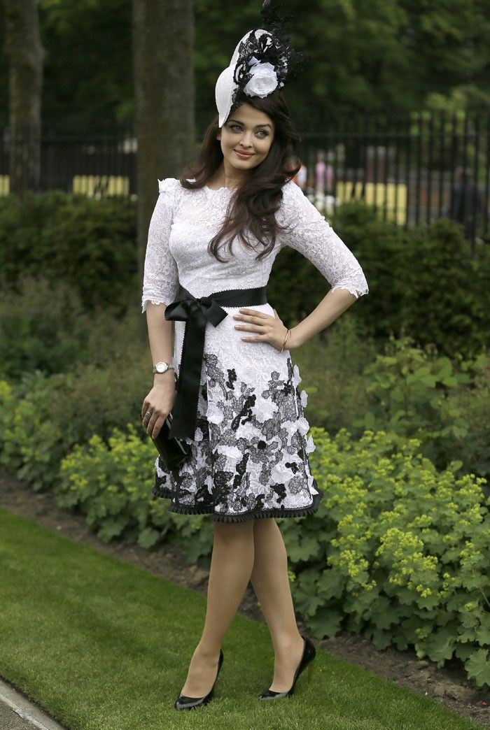 Aishwarya At Ascot