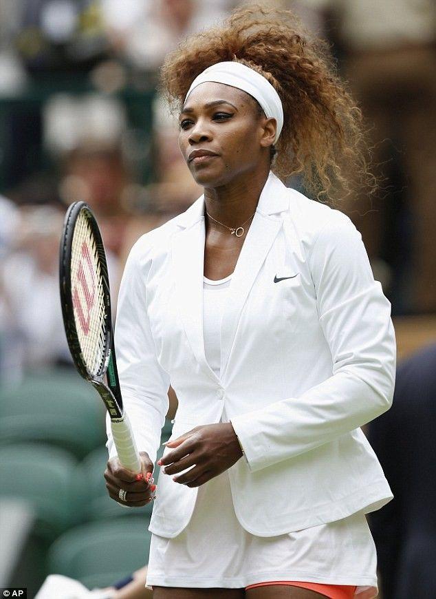 Serena, Nails And All