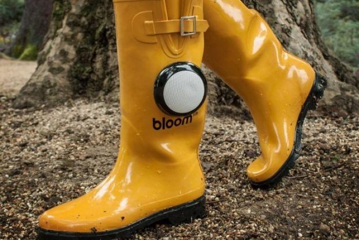 Musical Rain Boots