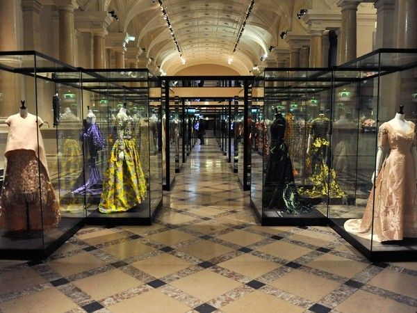 Paris' Haute Couture Exhibit