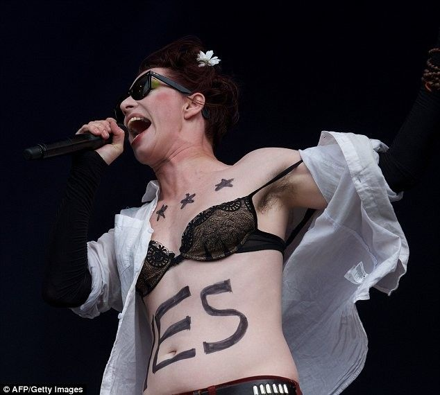 Amanda Palmer, Post Malfunction